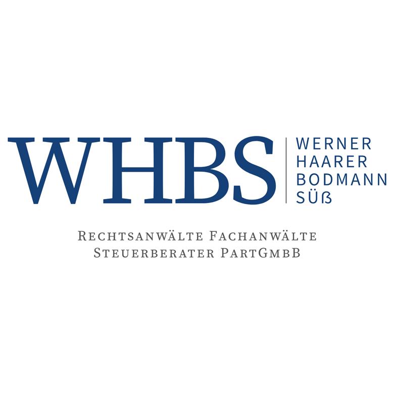 Bild zu WHBS Werner Haarer Bodmann Süß Rechtsanwälte Fachanwälte Steuerberater PartGmbB in Karlsruhe