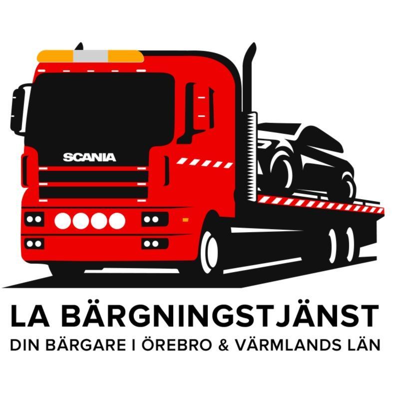 LA Bärgningstjänst Falck bilbärgning