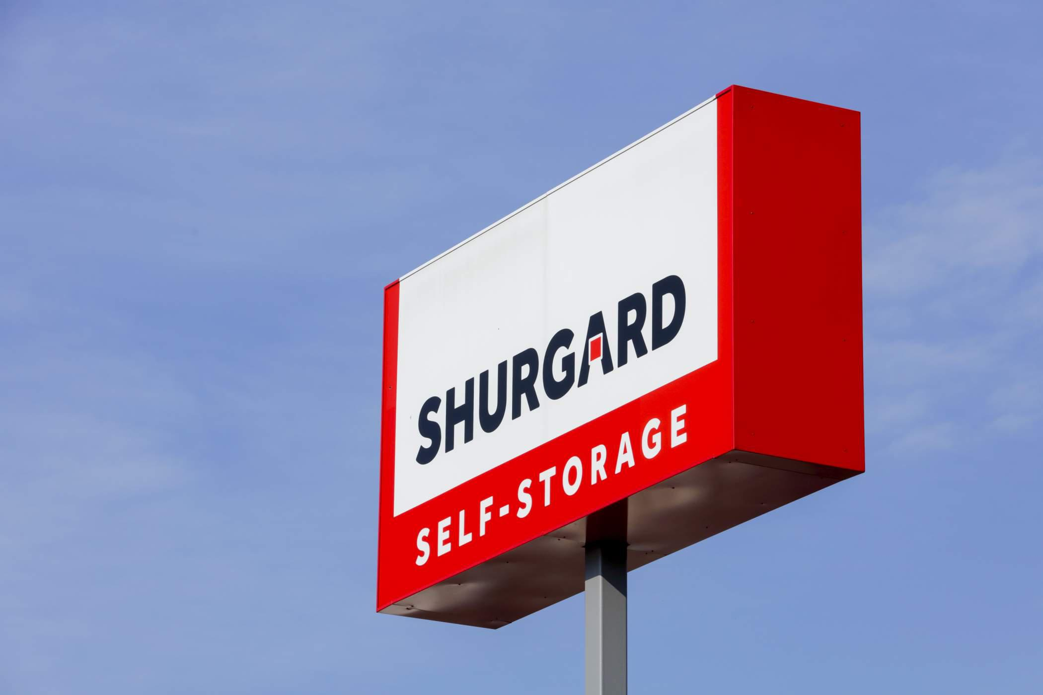 Shurgard Self-Storage Overijse