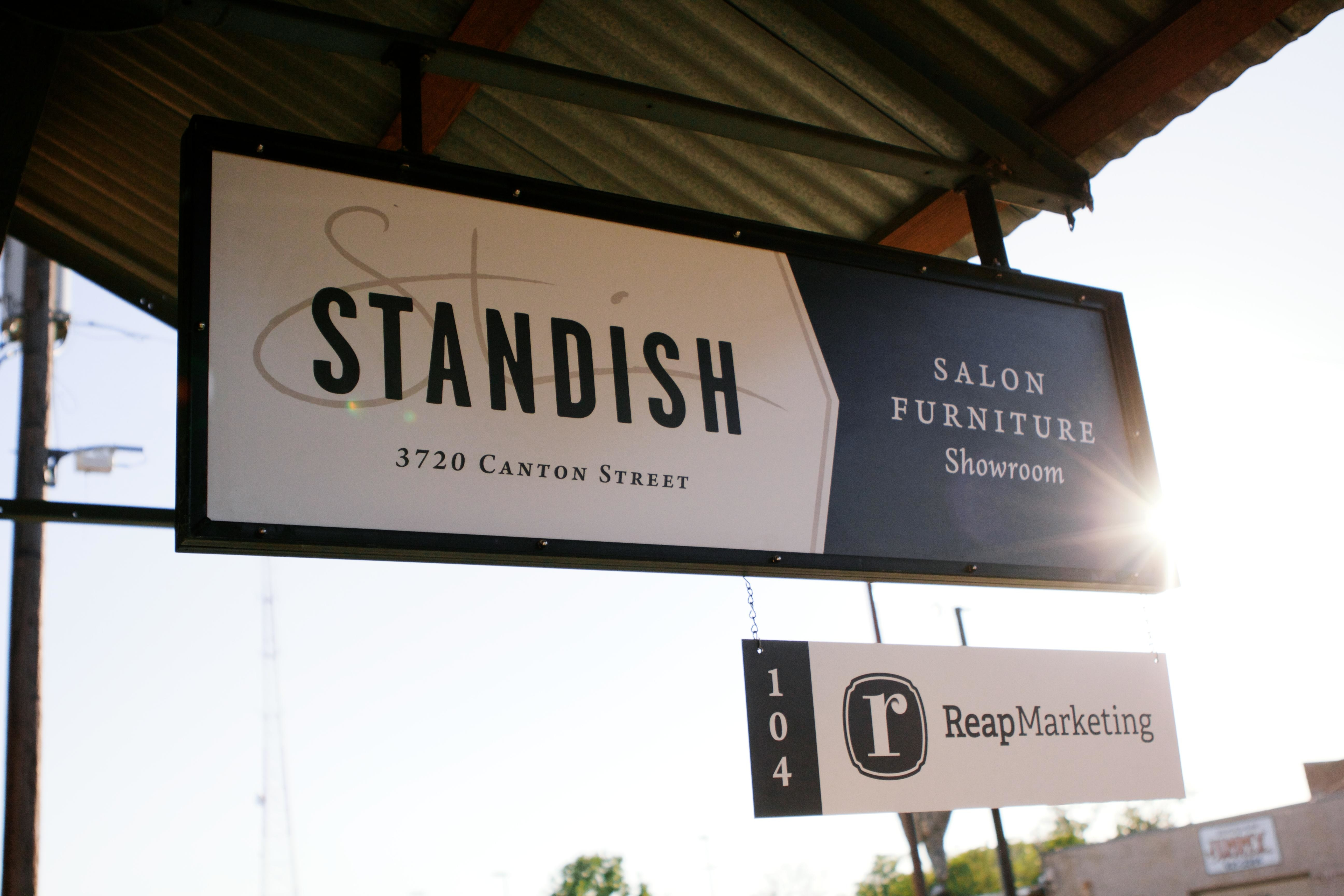 Standish Salon Goods