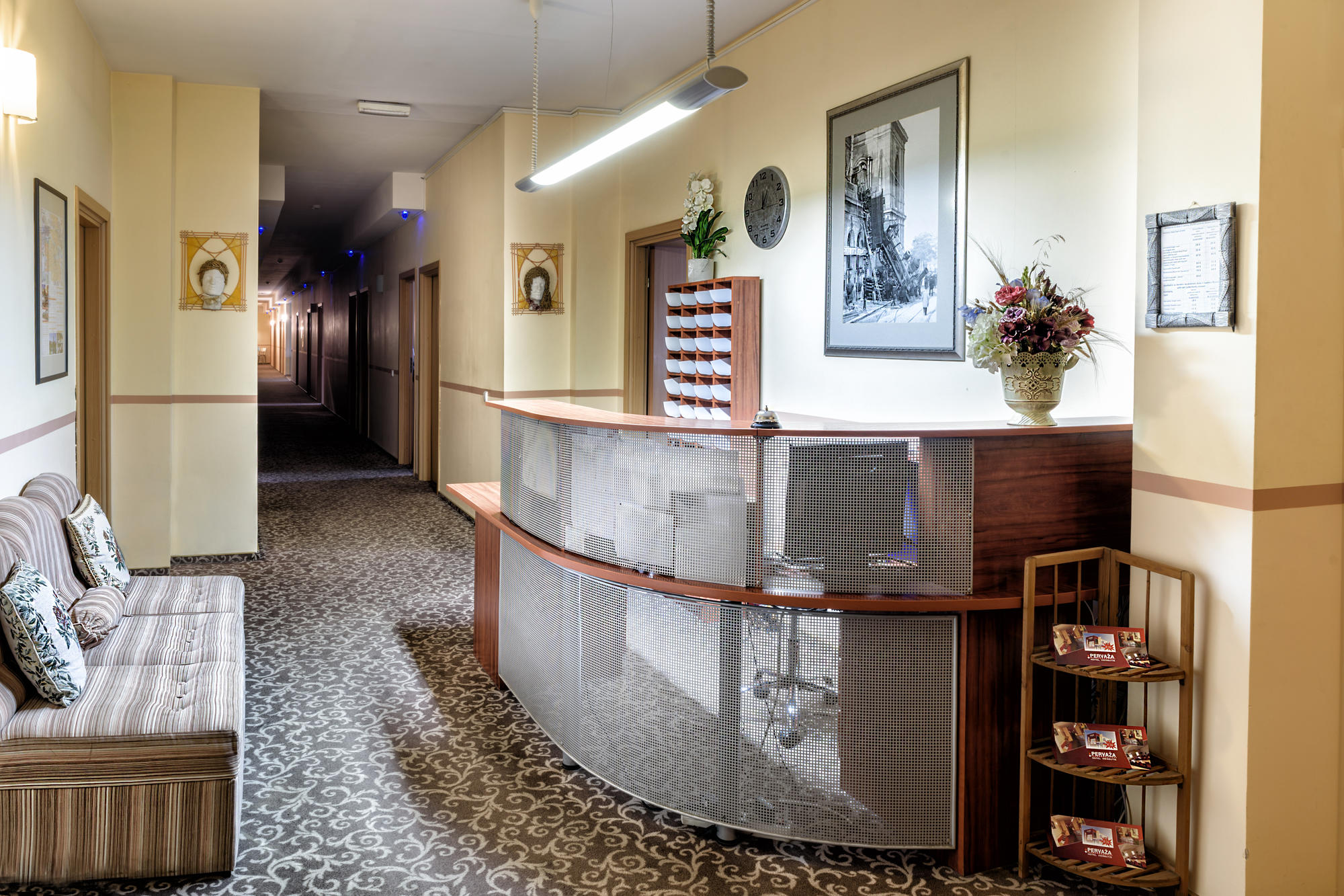 PERVAŽA, viešbutis, UAB INTERSELAS