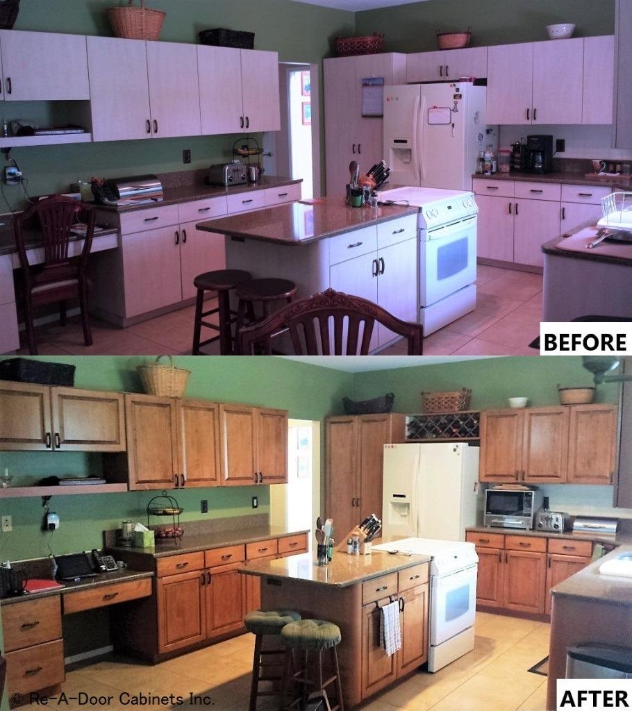 Re A Door Kitchen Cabinet Refacing Contact Us