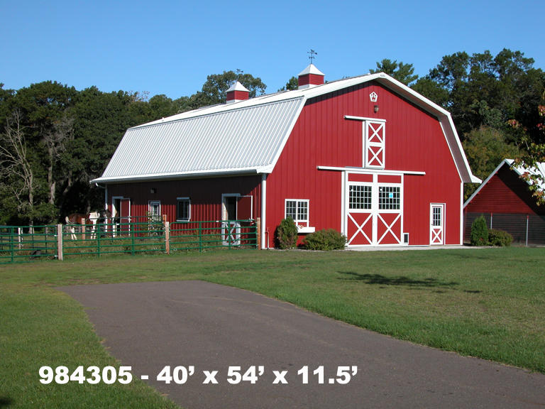 Gateway fs construction services coupons near me in red for Barn home builders near me