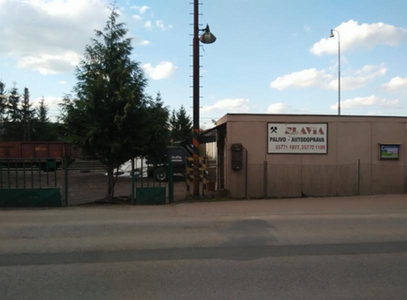 Bílá & Červený - Slavia - paliva, písky