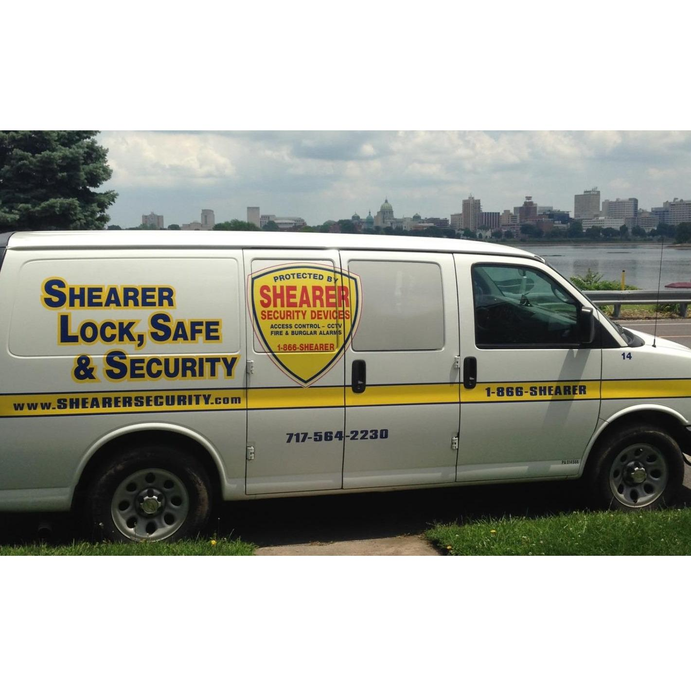 Shearer Lock Safe & Security - Harrisburg, PA - Security Services