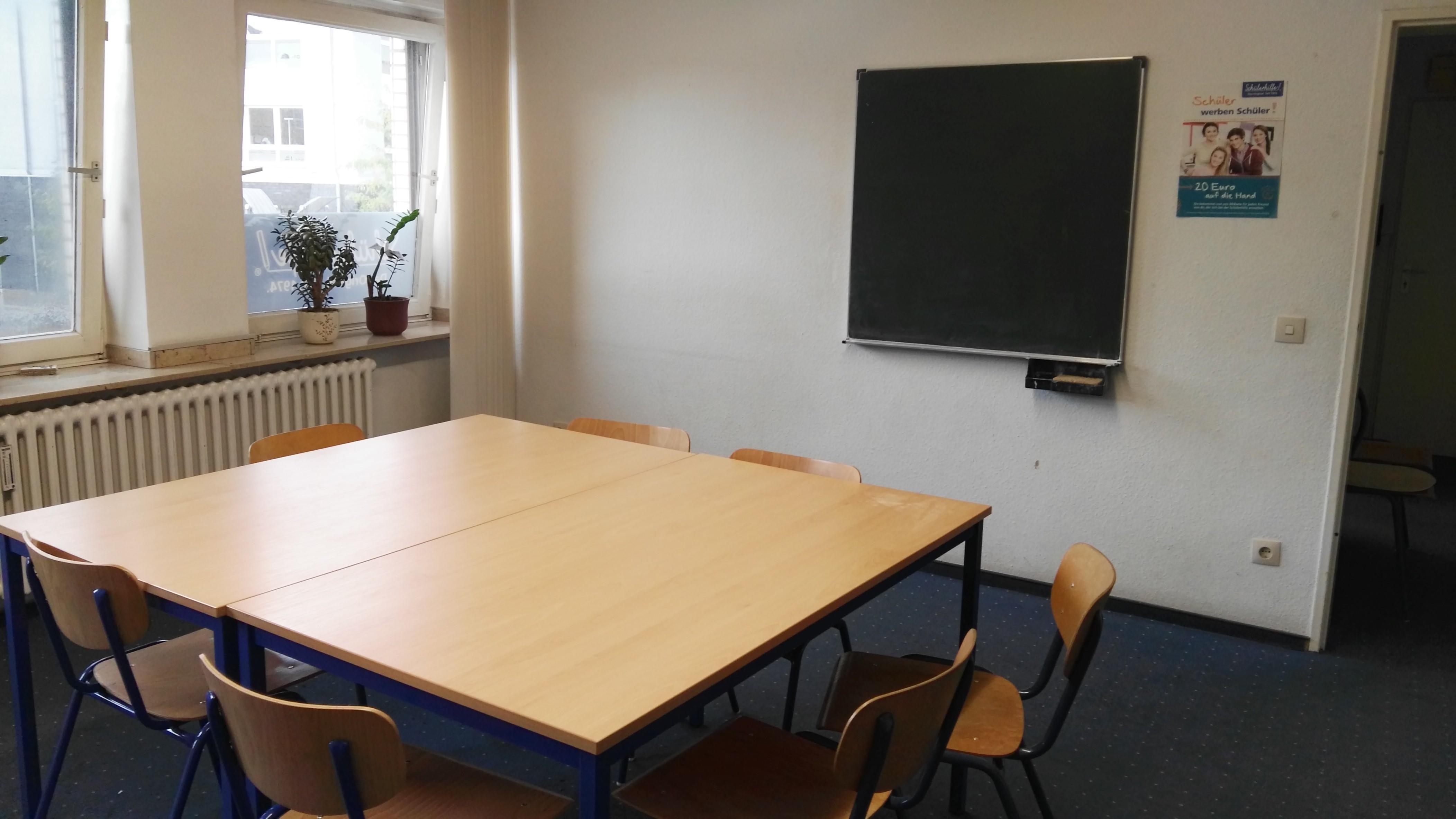 Kursraum der Schülerhilfe Nachhilfe Gelsenkirchen-City
