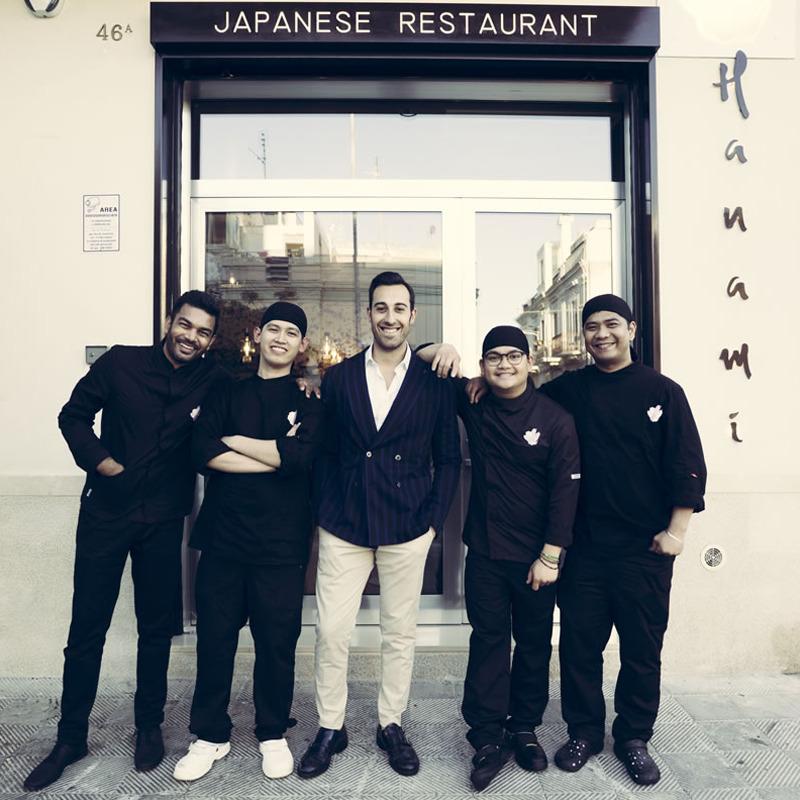 Hanami Japanese Restaurant