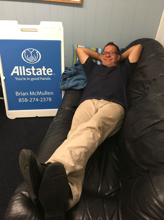 Images Brian McMullen: Allstate Insurance
