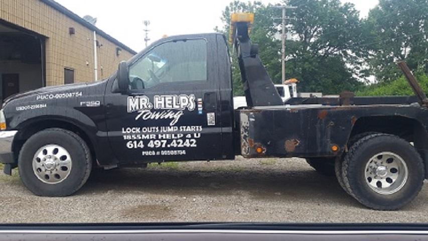Mr Help S Towing Columbus Ohio Oh Localdatabase Com