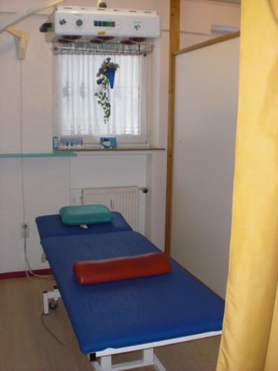 Krankengymnastik-Praxis Christiane Krickau