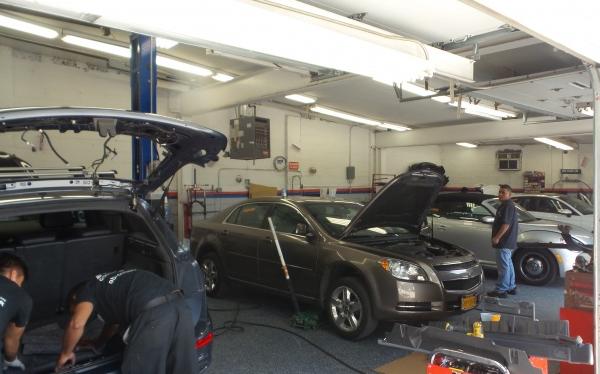 Staten Island Auto Body Repair Shops