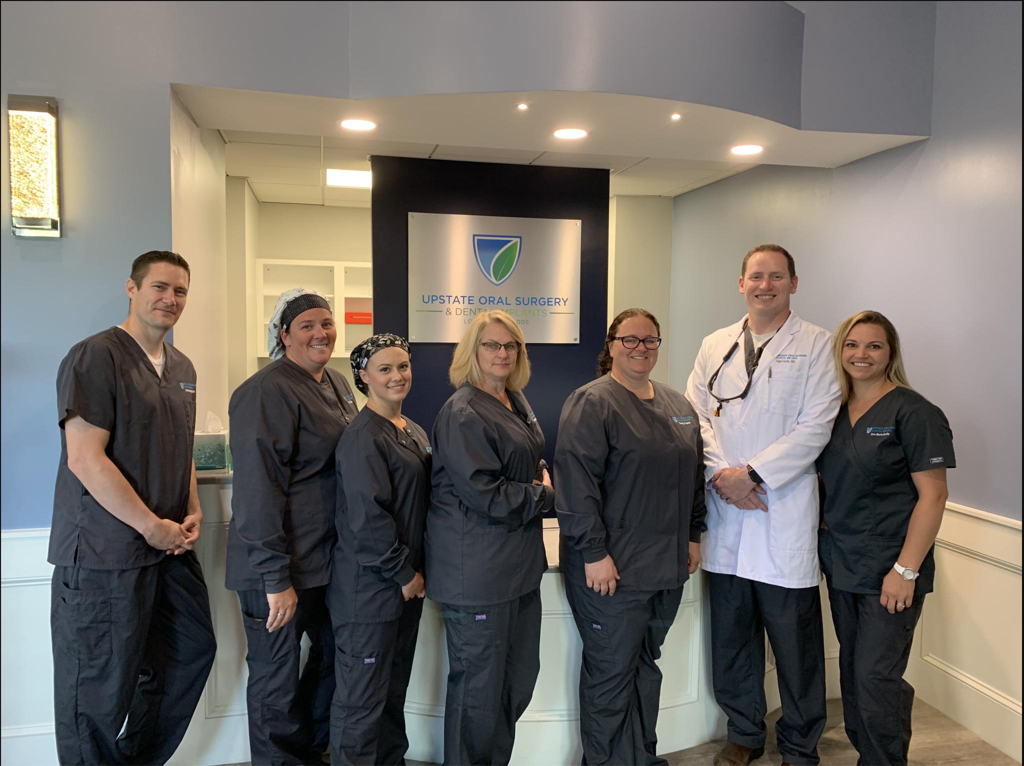 Upstate Oral Surgery & Dental Implants
