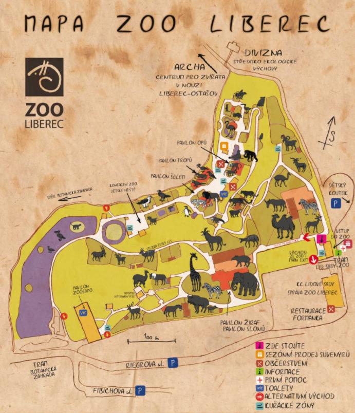 Zoologická zahrada Liberec, p.o.