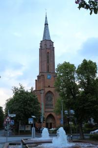 Evangelische Kreuzkirche Bonn - Evangelische Kreuzkirchengemeinde Bonn