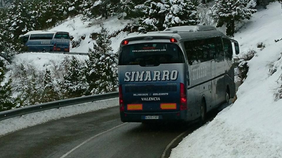 Autocares Simarro