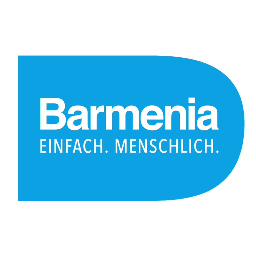 Barmenia Versicherung - Simon Jones Logo