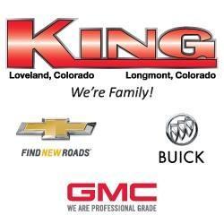 King Chevrolet Buick GMC - Longmont, CO - Auto Dealers