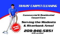Travis' Carpet Cleaning