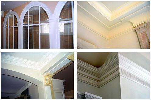 Contemporary Mouldings