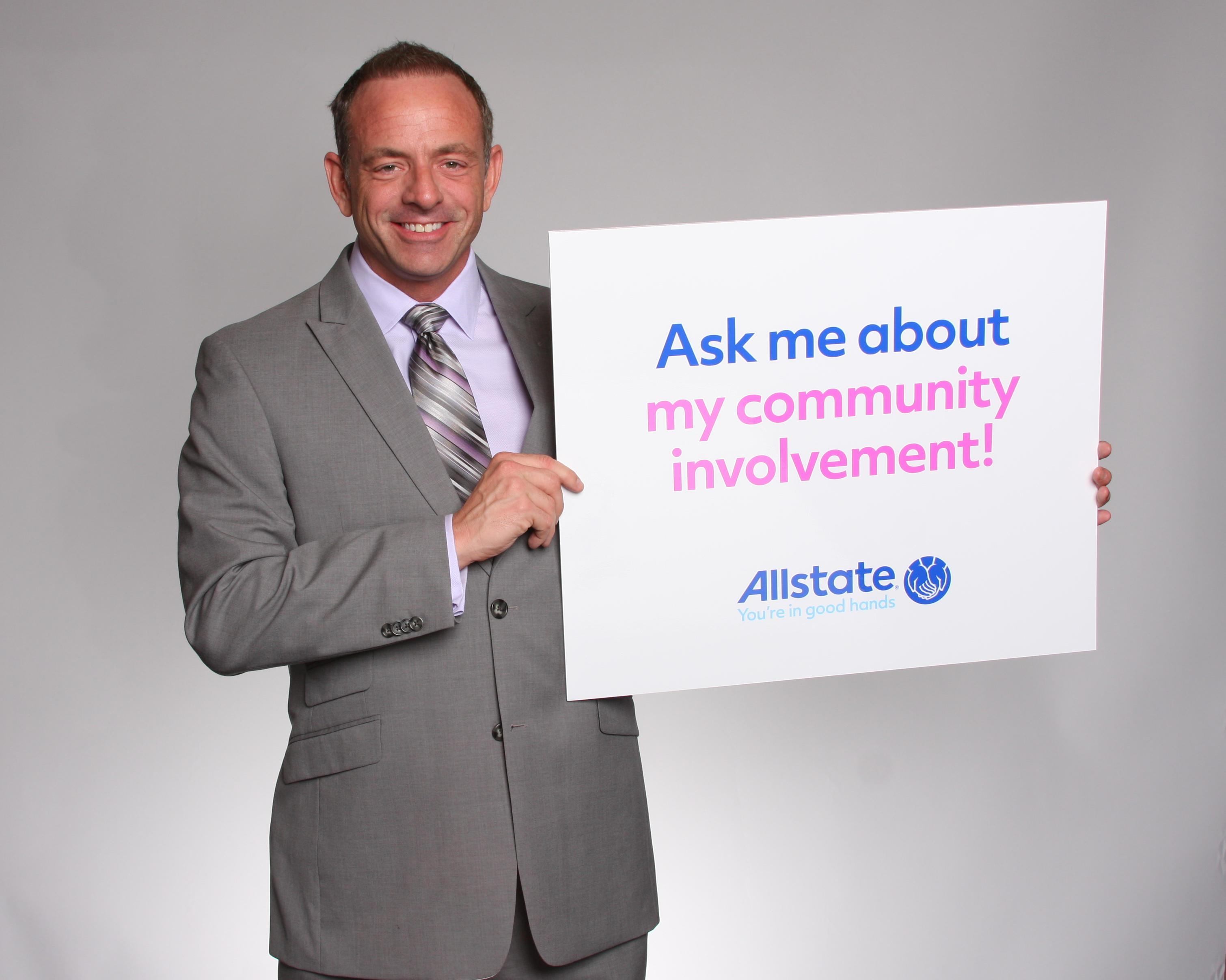 Aaron Augustine: Allstate Insurance