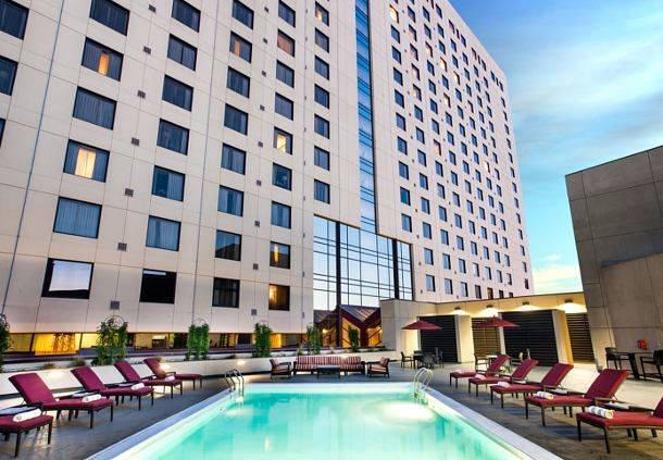 Hotels Near  N Broadway Los Angeles Ca