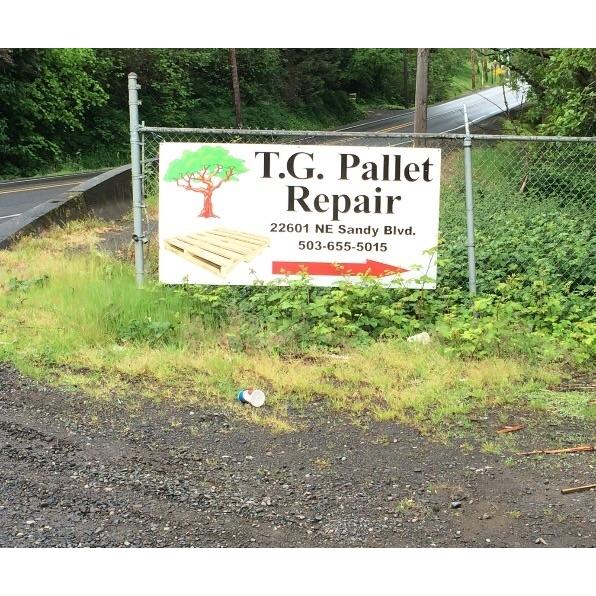 Tg Pallett Repair