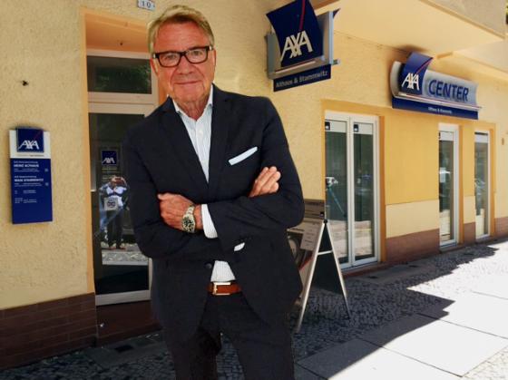 AXA Versicherung Heinz Althaus - Berlin