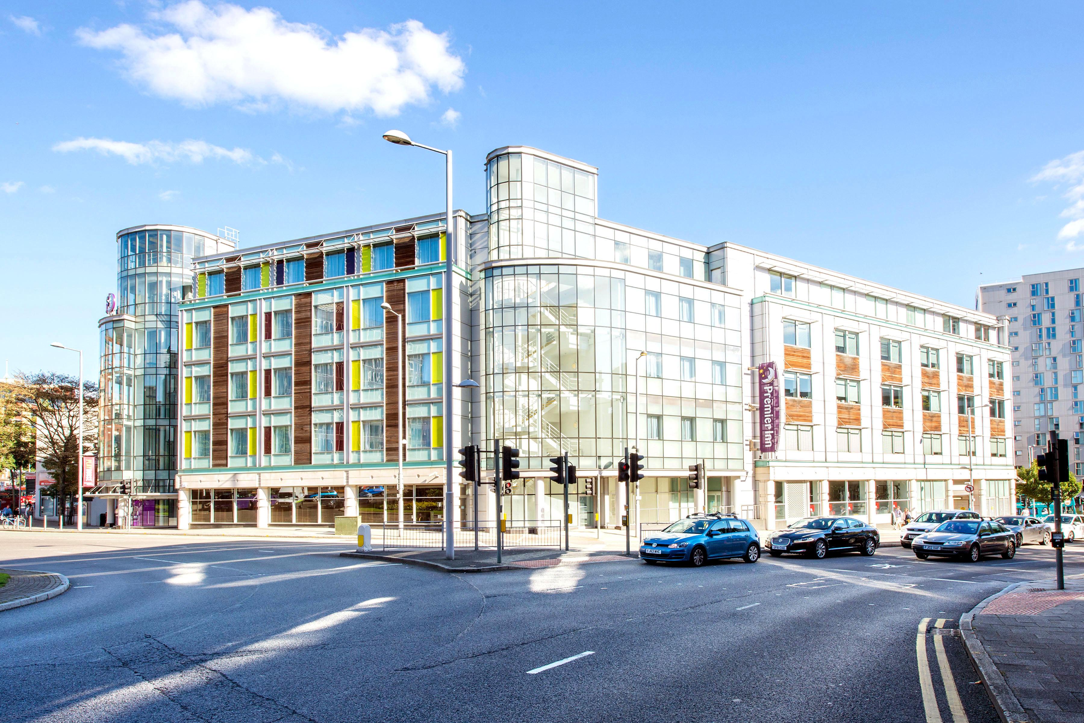 Premier Inn Nottingham City Centre (Chapel Bar) hotel