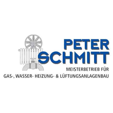 Logo Peter Schmitt: Meisterbetrieb für Gas, Wasser, Heizung und Lüftungsanlagenbau in München