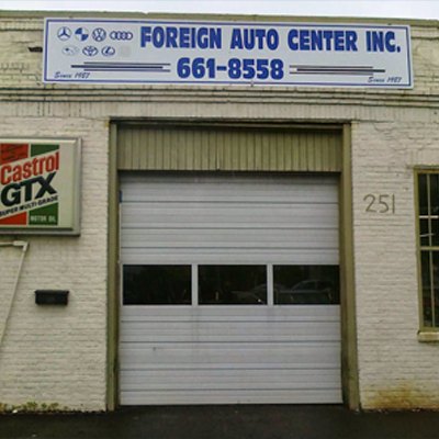 Foreign Auto Center, Inc.