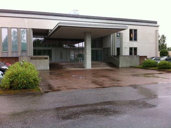 Länsi-Uudenmaan ulosottovirasto Raaseporin toimipaikka