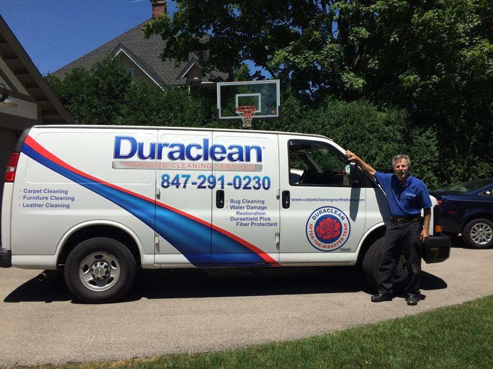 Duraclean Advanced Cleaning Services Northbrook Illinois