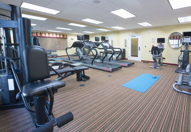 TownePlace Suites Bouise Downtown Fitness Center