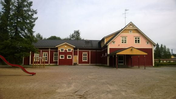 Kauhavan kaupunki Kirkonkylän koulu