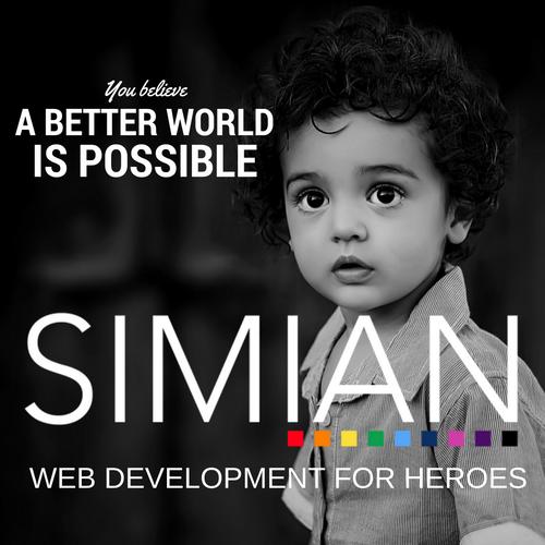 Simian Web Development