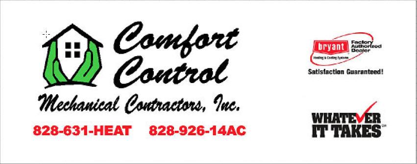 Comfort Control Mechanical Contractors Inc