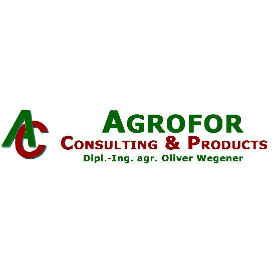 AGROFOR Consulting & Products Dipl.-Ing. agr. Oliver Wegener