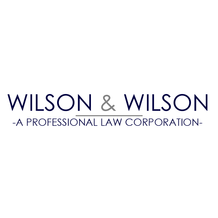 Wilson & Wilson, a Professional Law Corporation