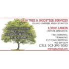 J&M Tree Service and Skidsteer Services