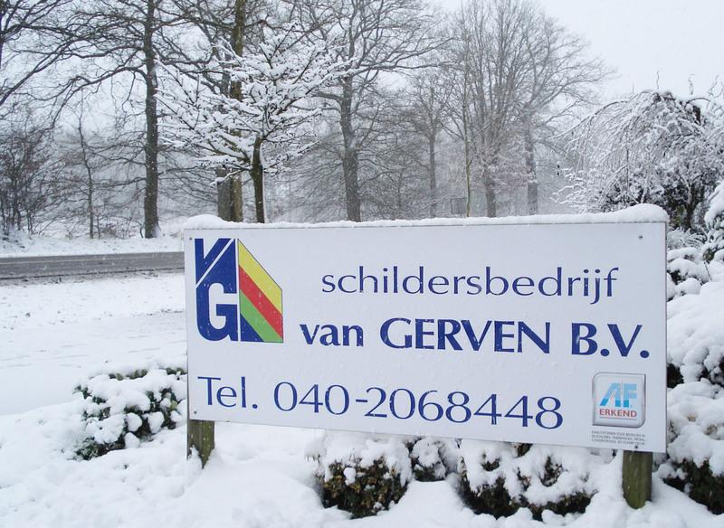 Gerven BV Schildersbedrijf Van