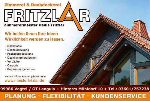 Zimmerei und Dachdeckerei Fritzlar