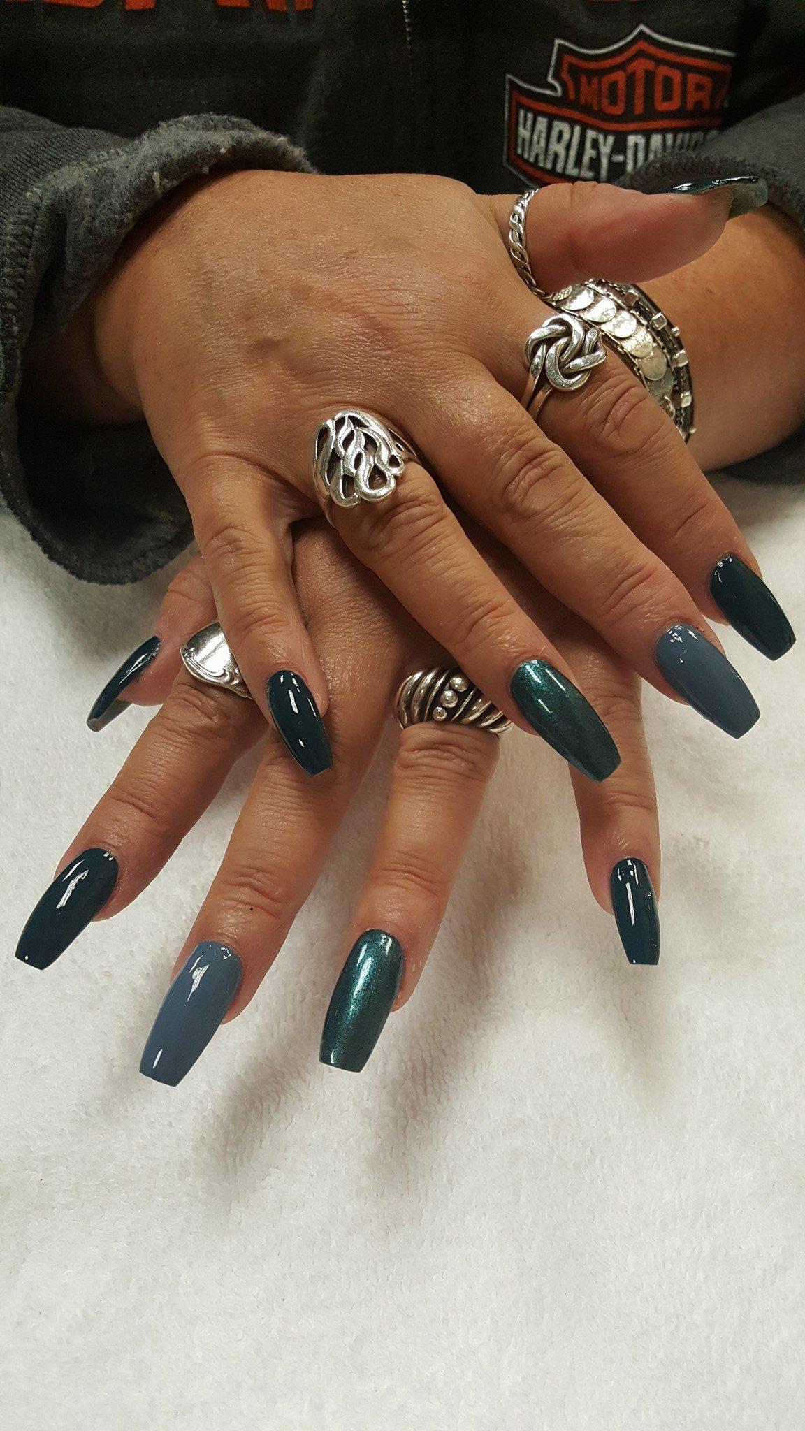 Diamond Nails Spa Tanning