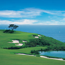 Newport Beach Golf Course Pelican Hill Club Orange County