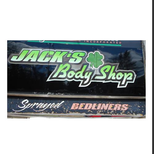 Jack's Body Shop Inc - Wisconsin Rapids, WI - Auto Body Repair & Painting