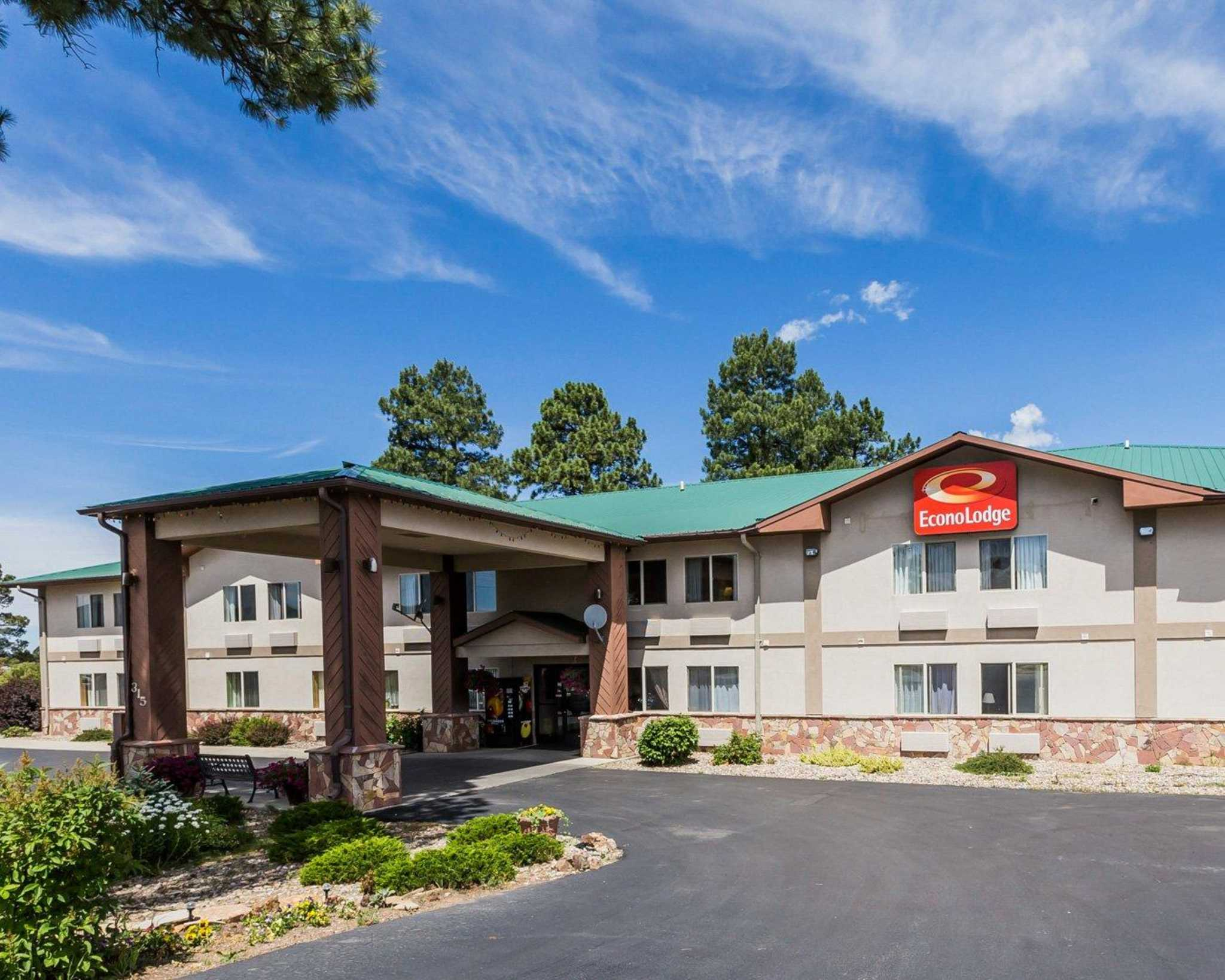 Econo Lodge  Pagosa Springs Colorado  Co