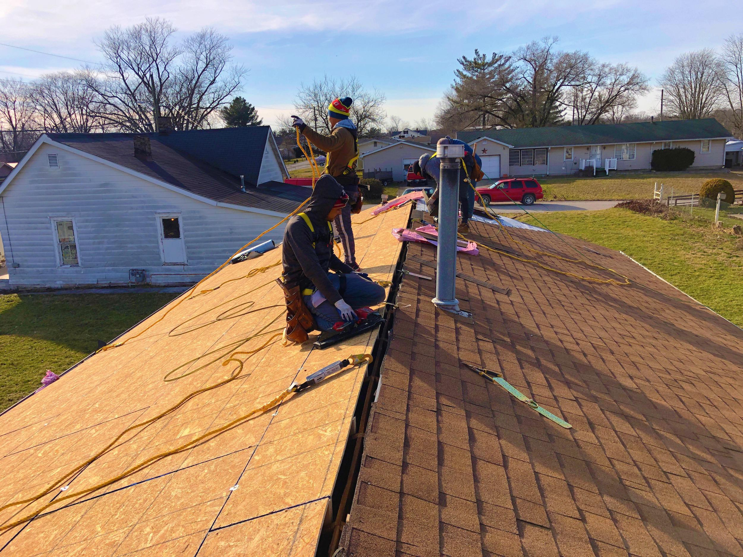 We are one of Indiana's top rated best roofers.