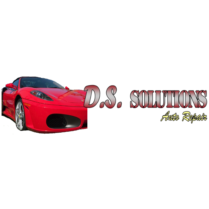 DS Solutions Auto Repair, LLC