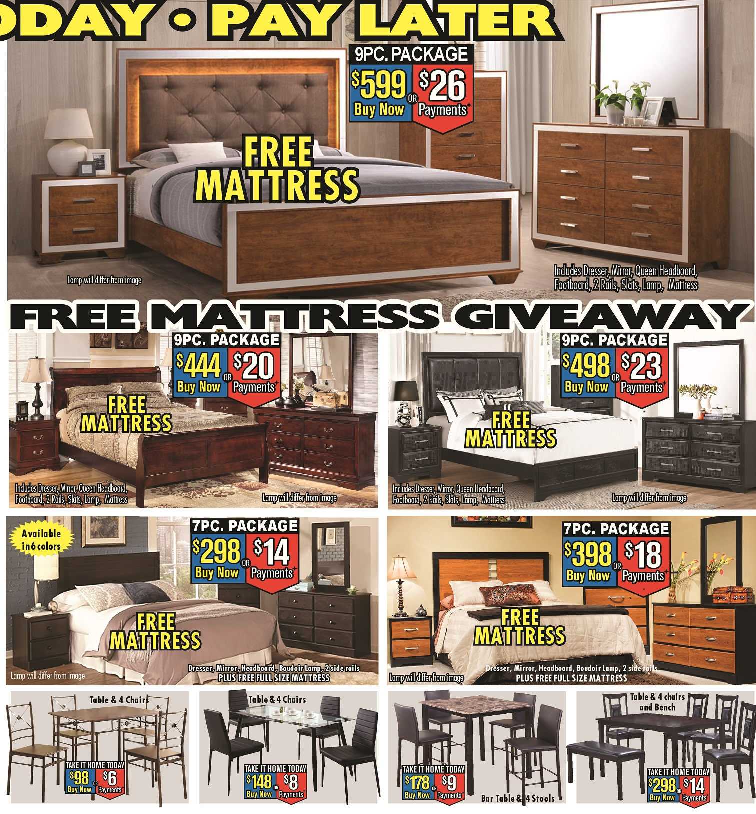 Unique photos of price buster mattress awesome stock of for Affordable furniture franklin la