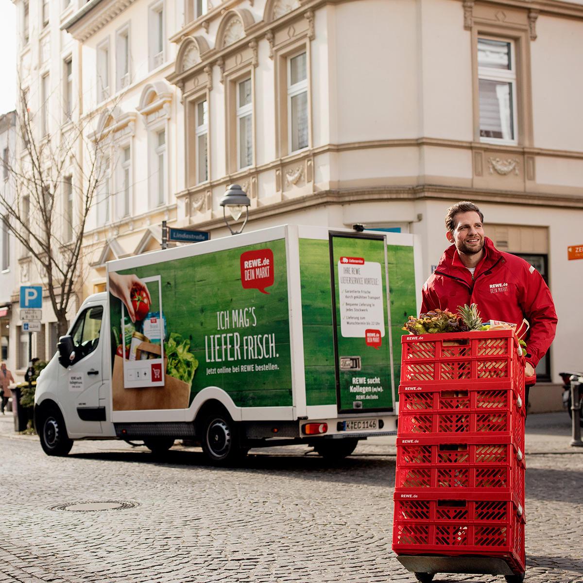 Foto de REWE Markt GmbH - REWE Lieferservice für Geschäftskunden
