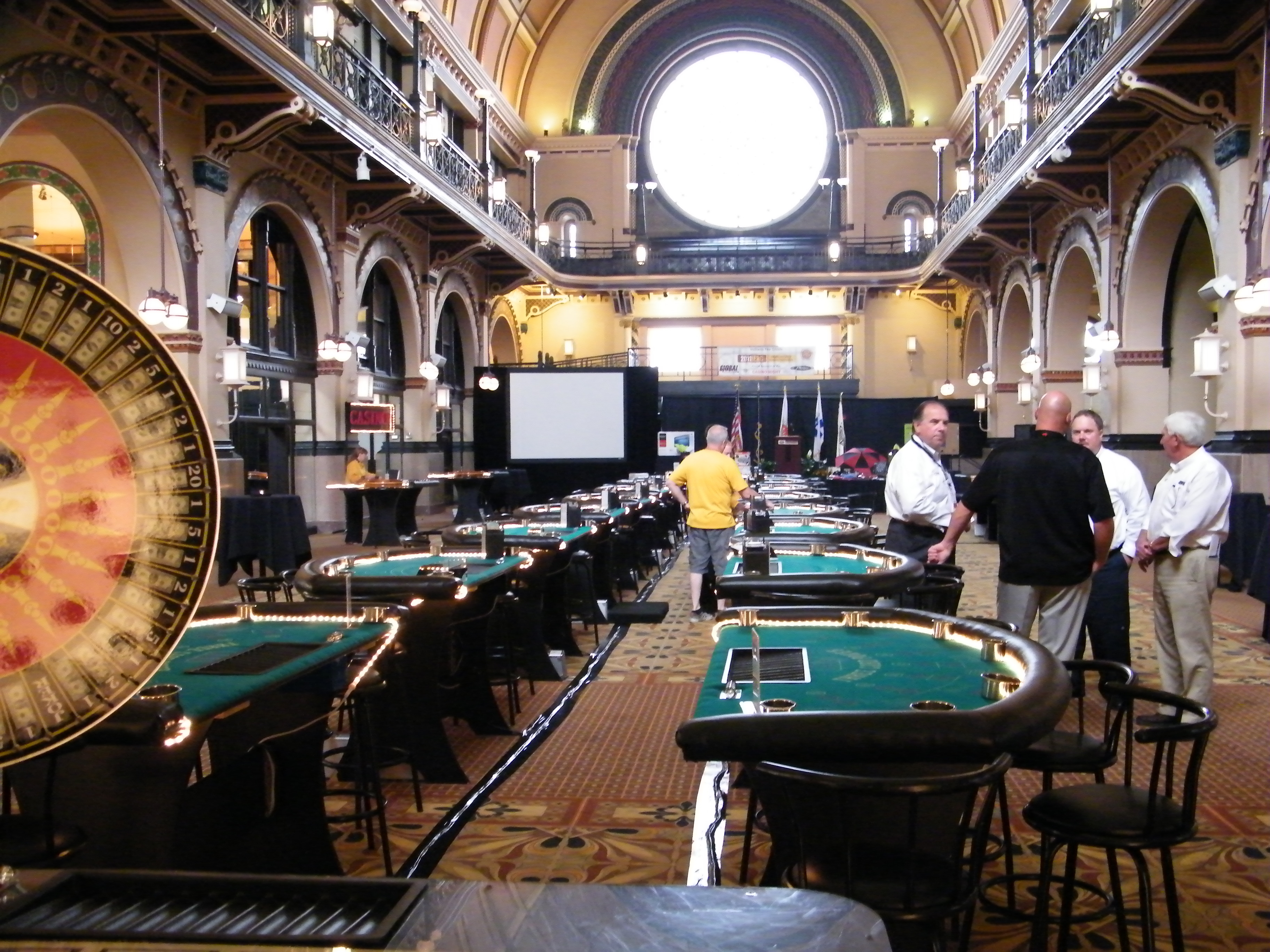 craps king casino entertainment indianapolis in